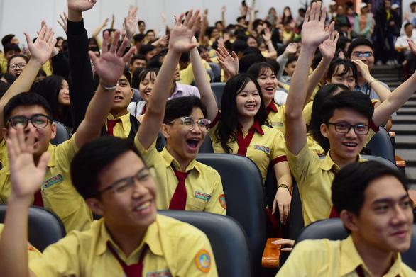 Năm 2019 Tuổi Trẻ tư vấn tuyển sinh hướng nghiệp tại 17 tỉnh thành - Ảnh 1.