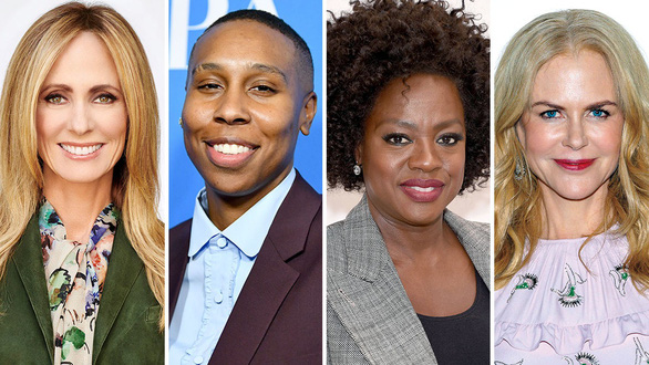 Oprah Winfrey, Lady Gaga... là phụ nữ quyền lực nhất Hollywood 2018 - Ảnh 2.