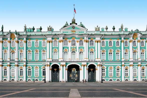 Lạc lối với 15 bảo tàng đẹp nhất thế giới - Ảnh 2.