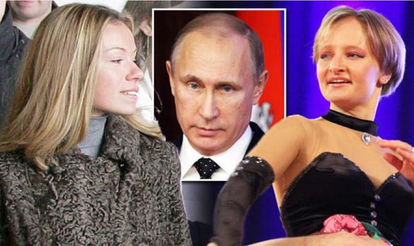 Con gái út ông Putin lộ diện trên truyền hình Nga? - Ảnh 3.