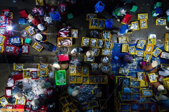 Chợ sớm ở Bà Rịa - Vũng Tàu nổi bật trên National Geographic - Ảnh 2.
