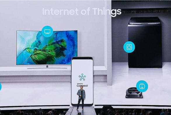 AI và IoT sẽ nâng tầm Smart TV của Samsung - Ảnh 2.