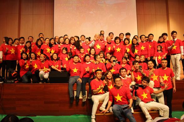 HLV Park nhắn nhủ du học sinh Việt giữ lửa nhiệt tình - Ảnh 4.