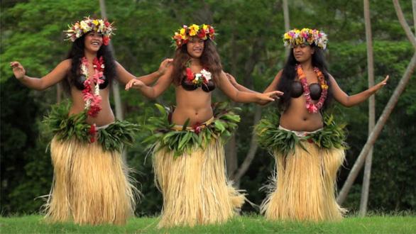 Tập tục tình dục kỳ lạ: những gái ngoan ở Tahiti - Ảnh 1.