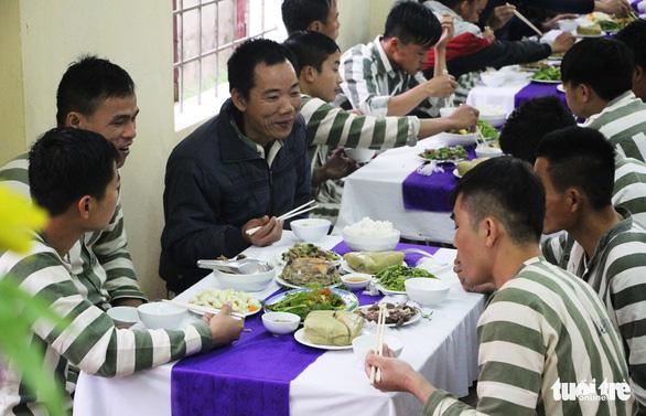 Bữa cơm đoàn viên của những khát vọng hoàn lương - Ảnh 4.
