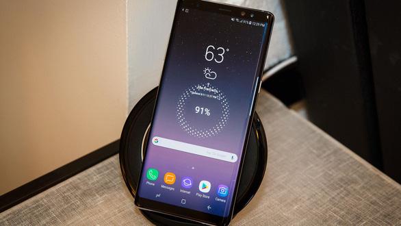 Đây là mẫu sạc nhanh không dây mới của Galaxy S9? - Ảnh 2.