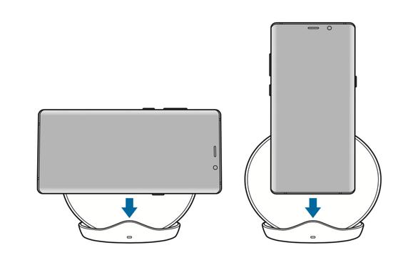 Đây là mẫu sạc nhanh không dây mới của Galaxy S9? - Ảnh 1.