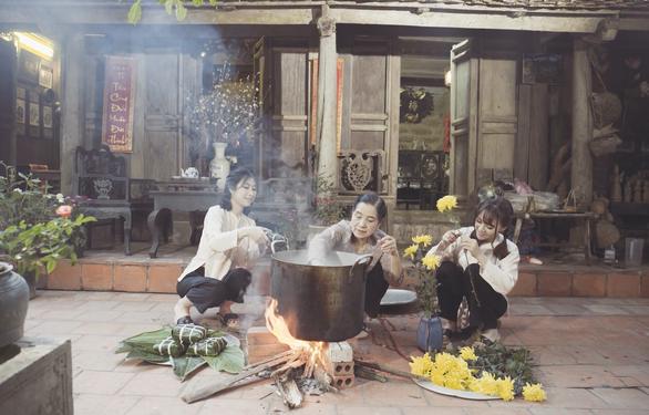 Tết con về: MV đón xuân của những gương mặt trẻ - Ảnh 3.