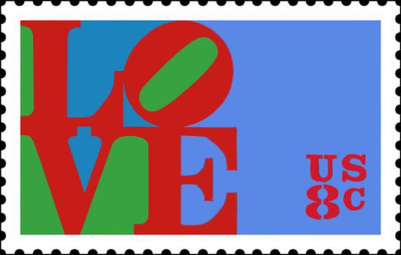 Bức tượng chữ LOVE nổi tiếng ở Mỹ - Ảnh 2.