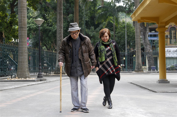 Trịnh Thanh Nhã - Lê Phương: Dắt tay nhau đi qua thời gian - Ảnh 8.
