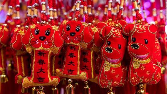 Người Trung Quốc lì xì bằng vài cú nhấp chuột - Ảnh 1.