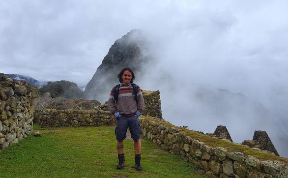 Trần Đặng Đăng Khoa chúc Tết Mậu Tuất từ Peru - Ảnh 5.