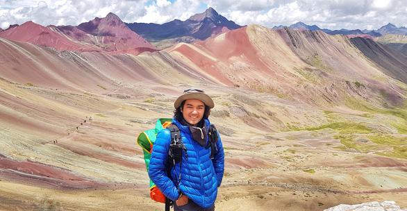 Trần Đặng Đăng Khoa chúc Tết Mậu Tuất từ Peru - Ảnh 6.