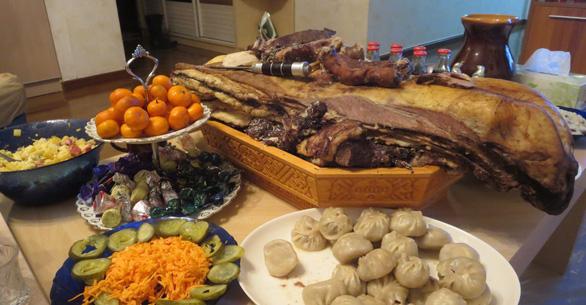 Các món ăn truyền thống dịp năm mới ở châu Á - Ảnh 5.