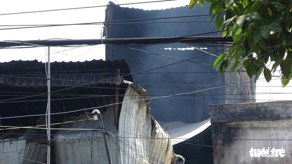 Tiệm sửa xe khóa kín cửa cháy rụi ngày mùng 3 tết - Ảnh 6.