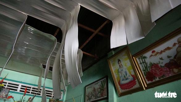 Tiệm sửa xe khóa kín cửa cháy rụi ngày mùng 3 tết - Ảnh 4.