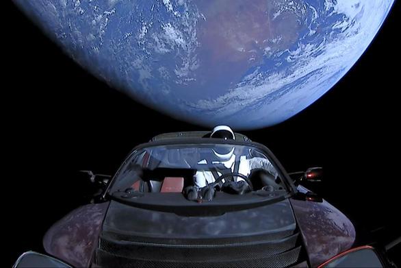 Số phận kỳ lạ của siêu xe Tesla của tỉ phú Elon Musk - Ảnh 1.