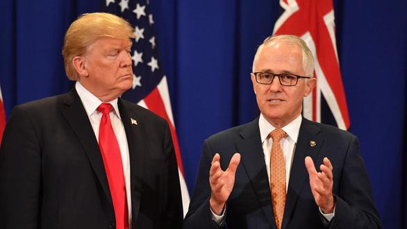 Úc lên kế hoạch cạnh tranh sáng kiến Vành đai Con đường của Trung Quốc - Ảnh 1.