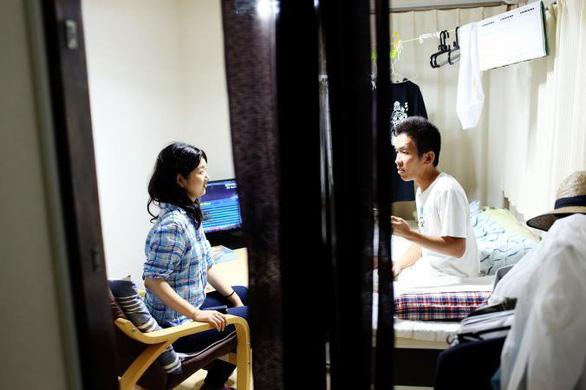 Cuộc sống người Nhật trong phòng kín qua ống kính nhiếp ảnh gia Việt - Ảnh 9.