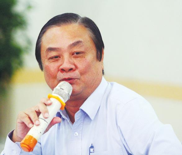 Ông Lê Minh Hoan: Hướng đến nền nông nghiệp thông minh - Ảnh 1.