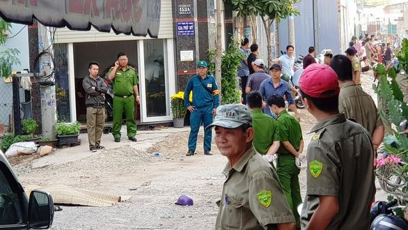 Trích xuất camera truy tìm kẻ sát hại nam thanh niên tại Bình Tân - Ảnh 1.
