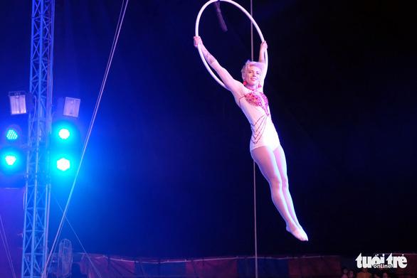 Thót tim xem video các màn trình diễn từ Gala xiếc quốc tế - Ảnh 13.