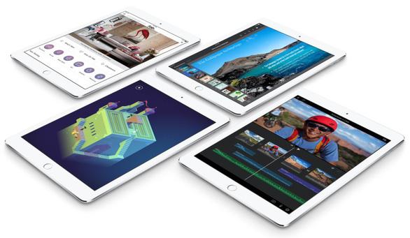 Apple chuẩn bị tung ra 2 mẫu iPad mới? - Ảnh 1.