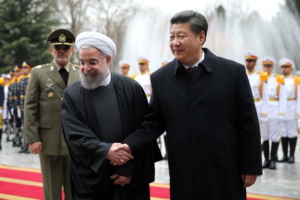 Trung Quốc ngấm ngầm mở rộng ảnh hưởng ở Trung Đông - Ảnh 1.