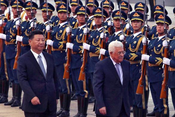 Trung Quốc ngấm ngầm mở rộng ảnh hưởng ở Trung Đông - Ảnh 2.