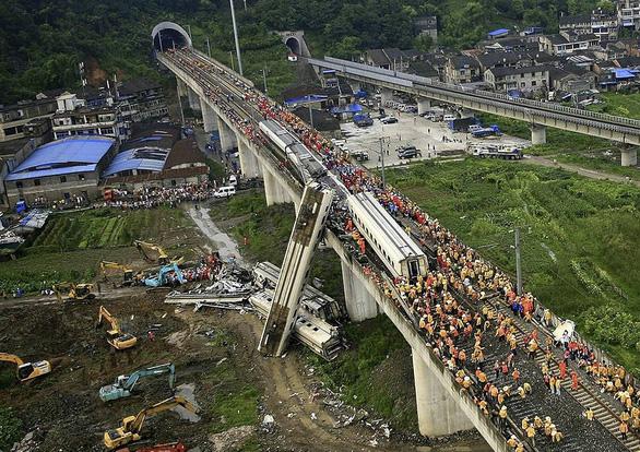 Trung Quốc vung tiền chơi ngoại giao đường sắt - Ảnh 5.