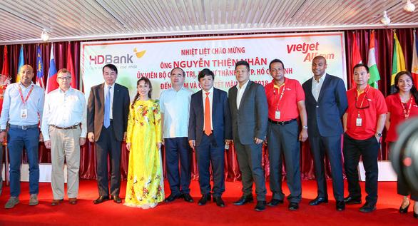 Làm doanh nhân Việt với trái tim và trí tuệ quốc tế - Ảnh 1.