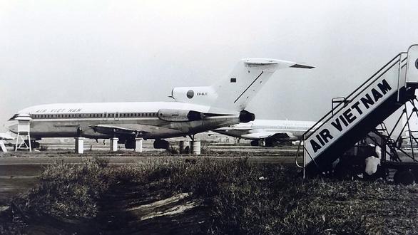 Những chiếc Boeing đầu tiên của Air Việt Nam - Ảnh 1.