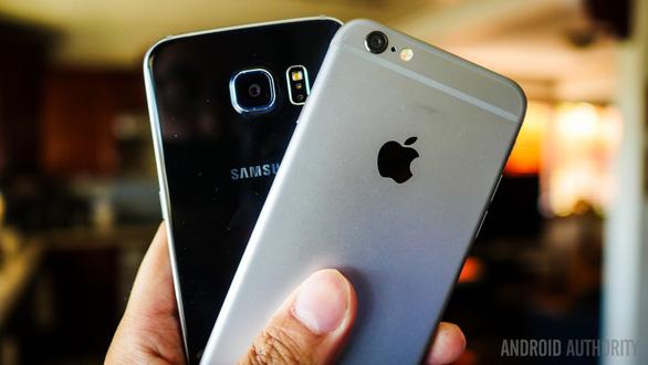 Lần đầu tiên doanh số bán smartphone toàn cầu giảm - Ảnh 1.