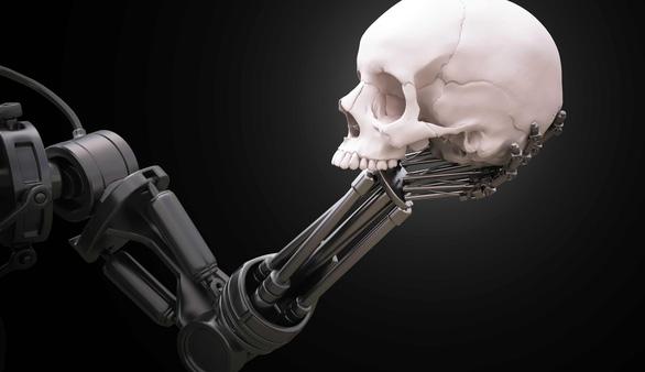Giới khoa học tiếp tục cảnh báo nguy cơ từ trí tuệ nhân tạo - Ảnh 1.