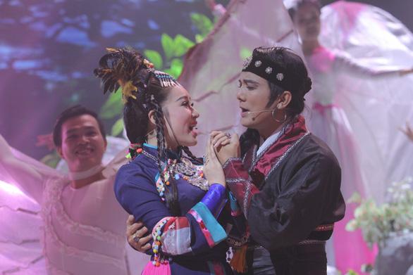 Ngọc Huyền giành quán quân Đường đến danh ca vọng cổ mùa 2 - Ảnh 4.