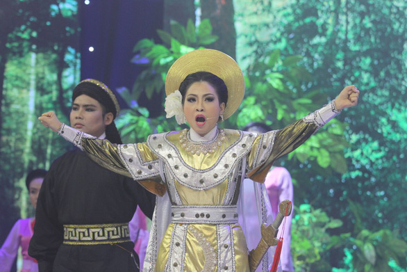 Ngọc Huyền giành quán quân Đường đến danh ca vọng cổ mùa 2 - Ảnh 3.