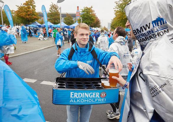 Đức vươn xa ở Thế vận hội nhờ... bia? - Ảnh 4.