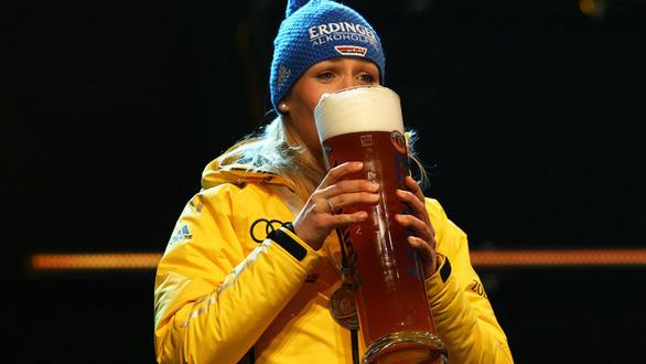 Đức vươn xa ở Thế vận hội nhờ... bia? - Ảnh 2.