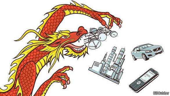 Trước cơn sốt thâu tóm của Trung Quốc, thế giới ngày càng cẩn trọng - Ảnh 1.