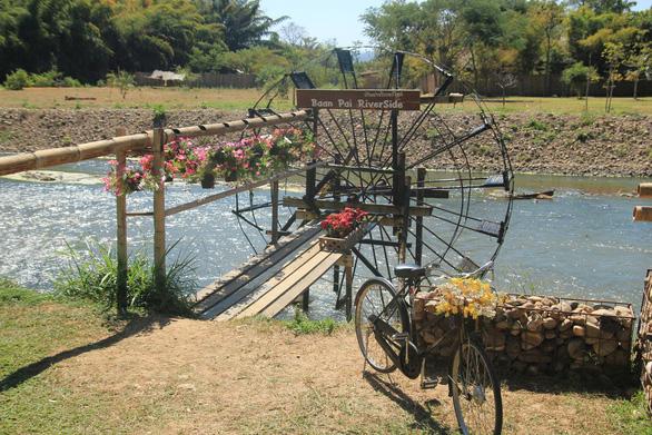 Thị trấn Pai quyến rũ của miền bắc Thái Lan - Ảnh 2.