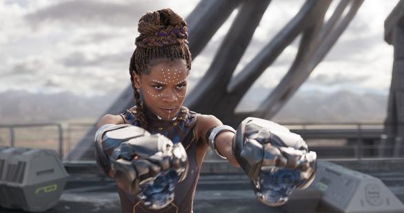 Black Panther lập kỷ lục phòng vé toàn cầu - Ảnh 4.