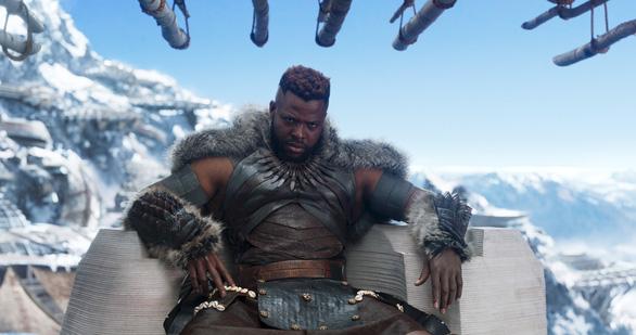 Black Panther lập kỷ lục phòng vé toàn cầu - Ảnh 8.