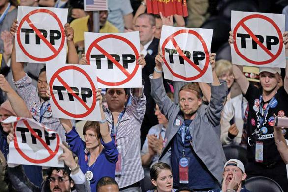 Ông Trump có thực sự muốn quay lại TPP? - Ảnh 3.