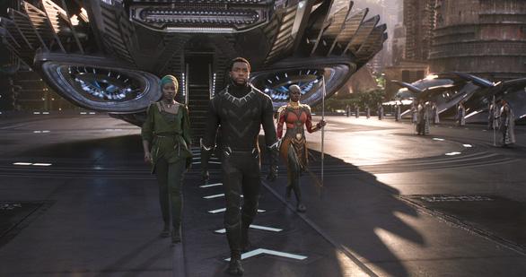 Black Panther lập kỷ lục phòng vé toàn cầu - Ảnh 9.