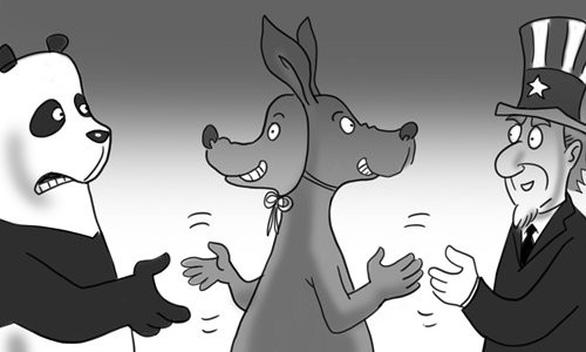 Tờ báo diều hâu của Bắc Kinh tung đòn thăm dò thái độ của Úc - Ảnh 2.