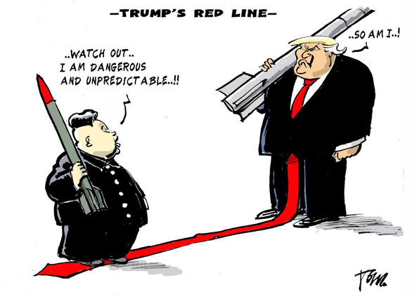 Hòa hợp được bán đảo Triều Tiên, ông Trump sẽ ôm Nobel hòa bình - Ảnh 3.