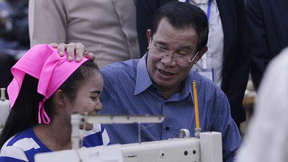 Campuchia thấy 'buồn và sốc' sau quyết định ngưng viện trợ của Mỹ - Ảnh 3.