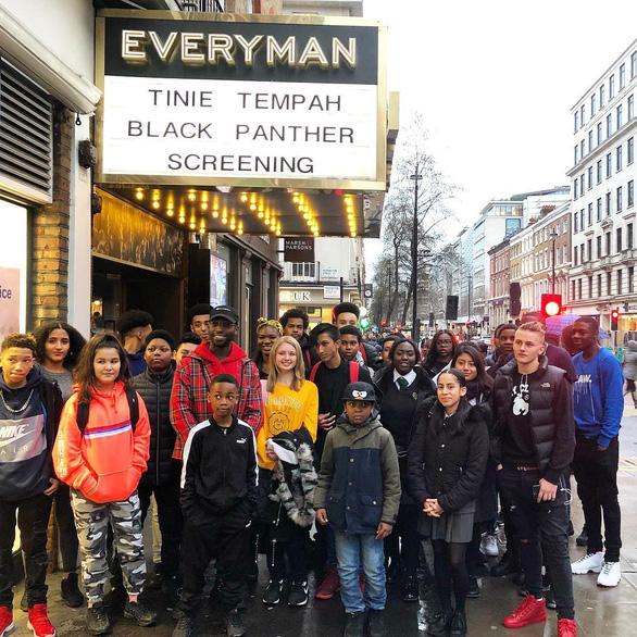 Black Panther đại thắng, Disney ủng hộ từ thiện 1 triệu USD - Ảnh 4.