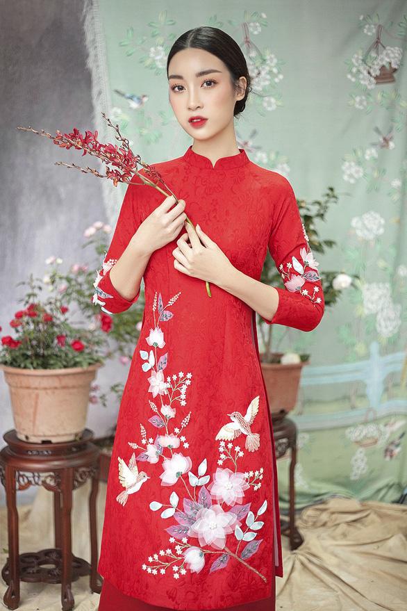 Lễ hội áo dài TP.HCM chọn Đỗ Mỹ Linh là đại diện - Ảnh 3.