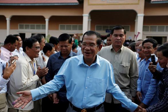 Campuchia thấy 'buồn và sốc' sau quyết định ngưng viện trợ của Mỹ - Ảnh 1.